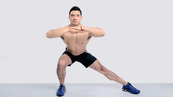 Jak získat maximální rozsah v dolní části těla