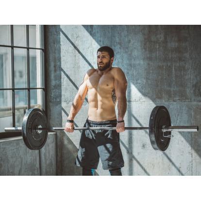 Staňte se železným mužem snaším tréninkem