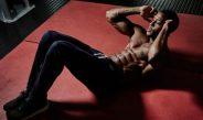 Břicho tvrdé jako skála. Vyzkoušejte rutinu bojovníků MMA