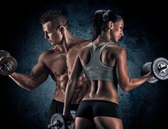 Zlepšete si kondici ve fitku